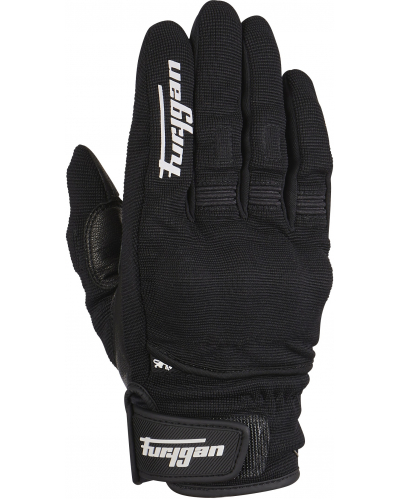 FURYGAN rukavice JET D3O black/white