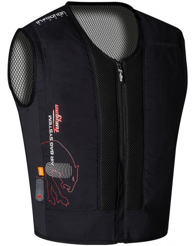 FURYGAN airbagová vesta FURY System black