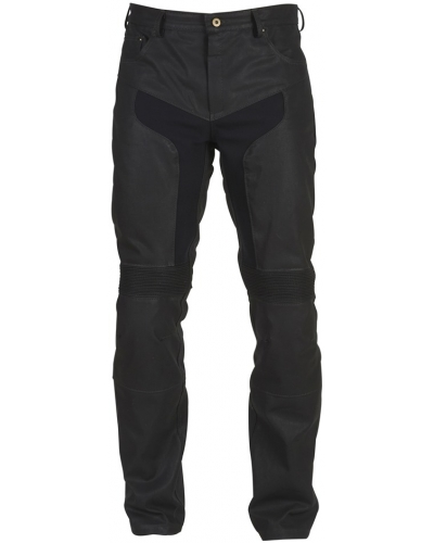 FURYGAN kalhoty JEAN DH black oil