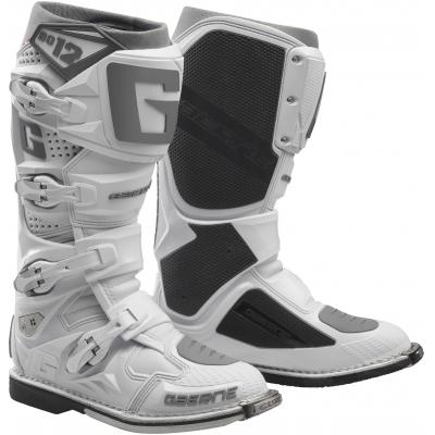 GAERNE boty SG-12 white