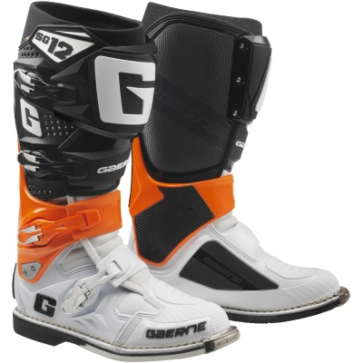 GAERNE boty SG-12 orange black white 3035e0ef2d