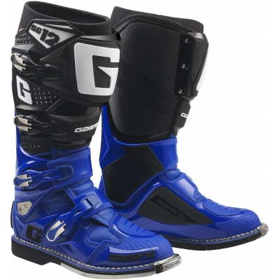 GAERNE topánky SG-12 blue/black