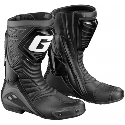 GAERNE topánky G-RW black