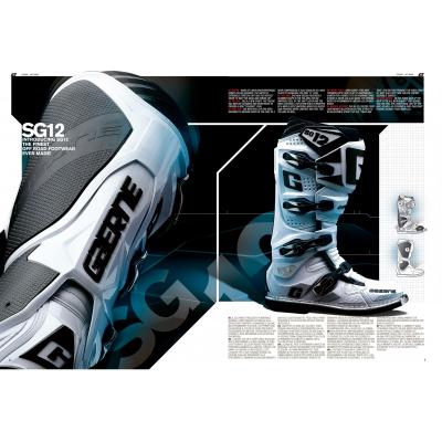 GAERNE topánky SG-12 white