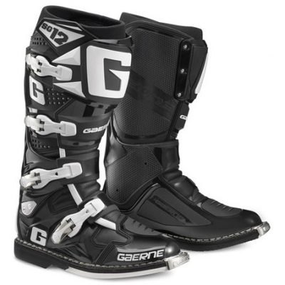 GAERNE boty SG-12 black