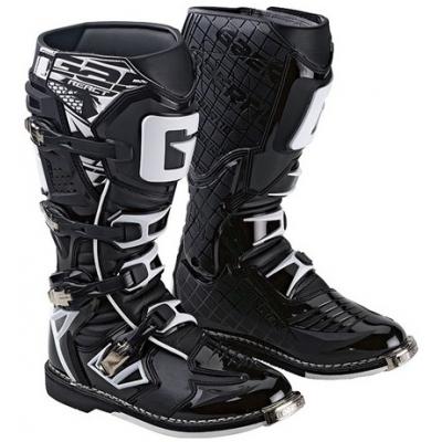 GAERNE boty G-REACT GOODYEAR black