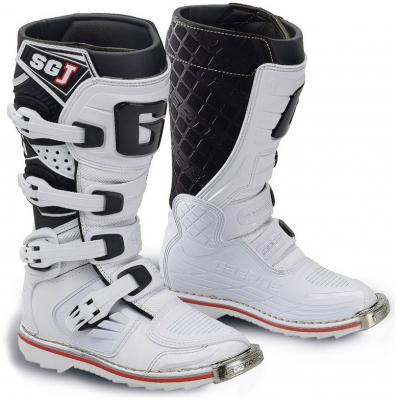 GAERNE boty SG-J dětské white