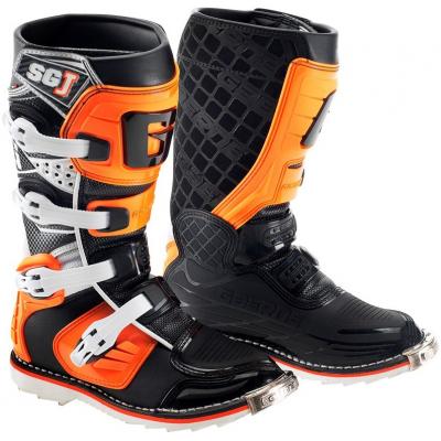 GAERNE topánky SG-J detské orange