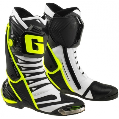 GAERNE boty GP1 EVO yellow/black