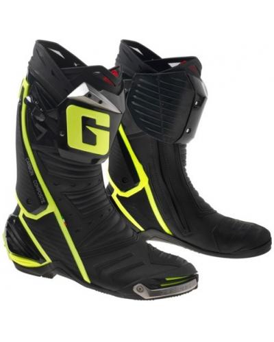 GAERNE topánky GP1 yellow / black