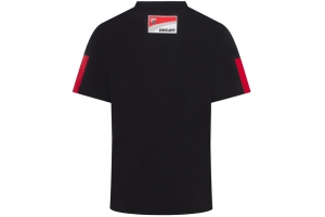 GP APARREL triko DUCATI CORSE black / red