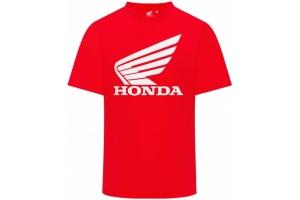GP APPAREL triko HONDA WING red