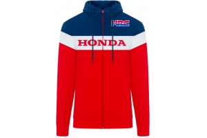 GP APPAREL mikina HONDA HRC red/white/blue
