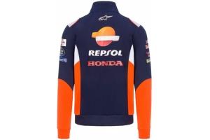 GP APPAREL mikina REPSOL HONDA blue/orange