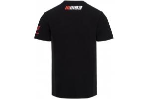GP APPAREL triko HONDA MM93 MARQUEZ black