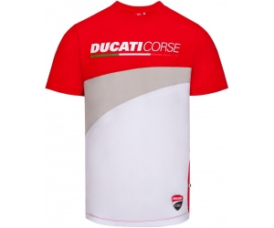 GP APARREL triko DUCATI CORSE LOGO red