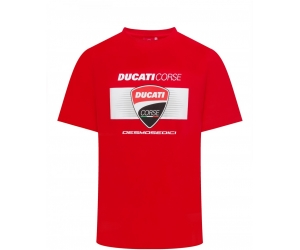 GP APARREL triko DUCATI CORSE red