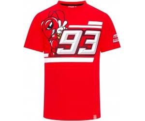 GP APPAREL triko MM93 ANT red