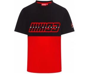 GP APPAREL triko MM93 red/black