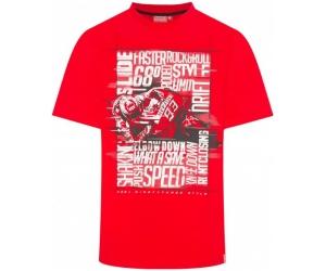 GP APPAREL triko MM93 red