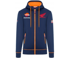 GP APPAREL bunda REPSOL HONDA Neoprene blue/white/orange