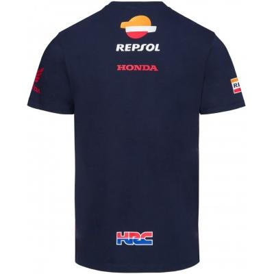 GP APARREL tričko REPSOL HONDA blue / red