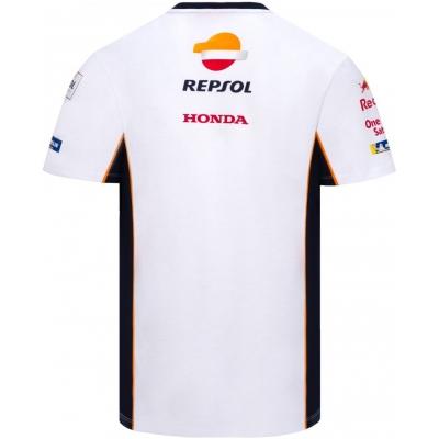 GP APPAREL tričko REPSOL HONDA white