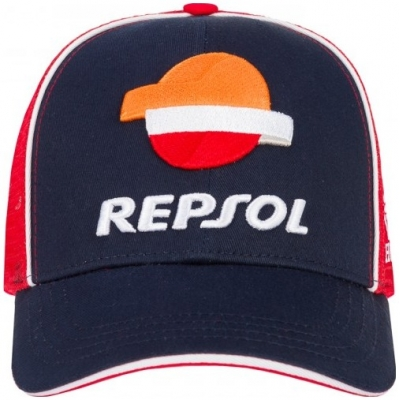GP APARREL kšiltovka REPSOL HONDA Trucker blue/red