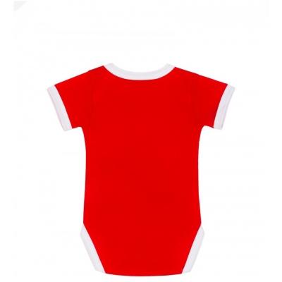GP APARREL body DUCATI CORSE LOGO dětské red