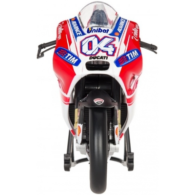 GP APARREL model motorky DUCATI DOVIZIOSO white/red