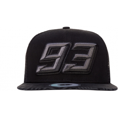 GP APPAREL kšiltovka MM93 black