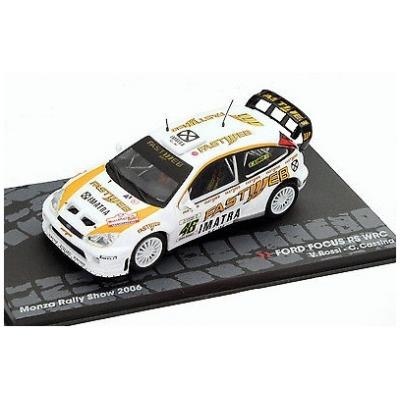 EDICOLA model auta FOCUS RS WRC 46