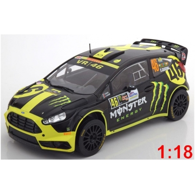IXO model auta FORD FIESTA RS WRC 46