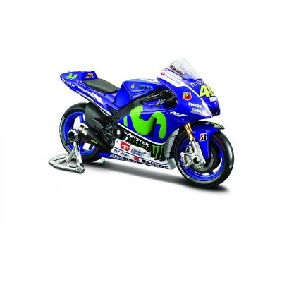 MAISTO model motorky YAMAHA VR46 2015