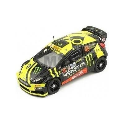 IXO model auta FIESTA RS WRC 46 2017