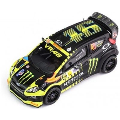 IXO model auta FIESTA RS WRC 46 2013