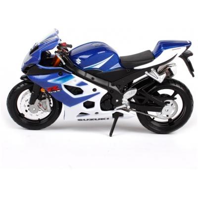 ... MAISTO model motorky SUZUKI GSX-R 1000 84b92b3a3e9