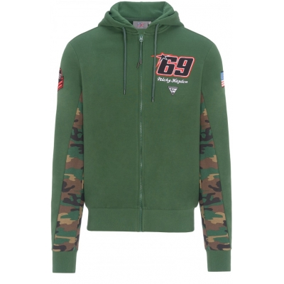 GP APPAREL mikina NICKY 69 camo