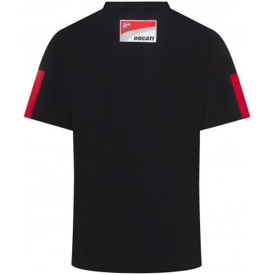 GP APARREL triko DUCATI CORSE black/red