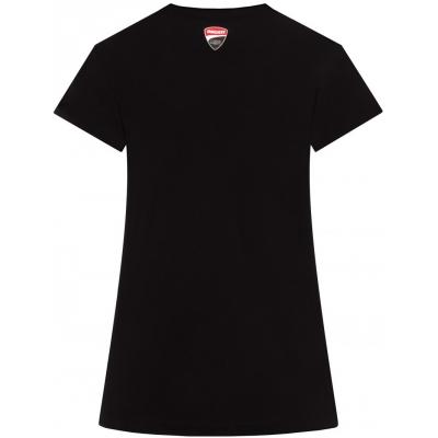 GP APARREL triko DUCATI CORSE dámské black