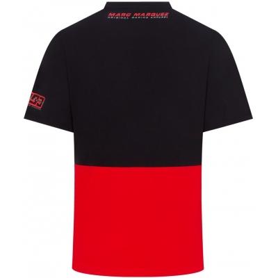 GP APPAREL triko MM93 black/red