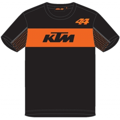 GP APPAREL triko ESPARGARO KTM black/orange