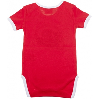 GP APPAREL body SIC58 dětské red