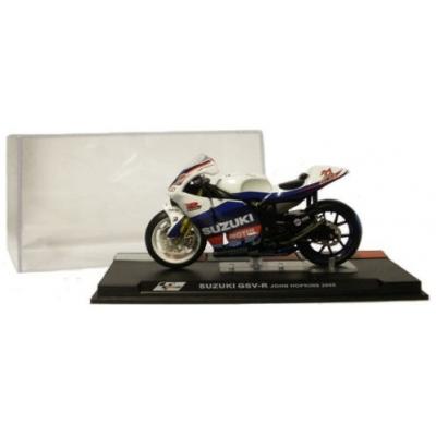 DeAgostini model motorky SUZUKI GSV-R John Hopkins 2005