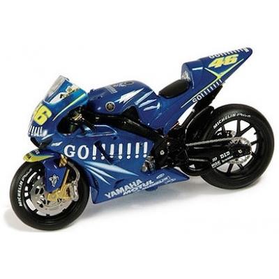 IXO model motorky YAMAHA YZR-M1 Valentino Rossi 2004