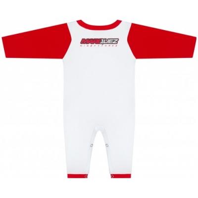 GP APPAREL dupačky MM93 dětské white/red