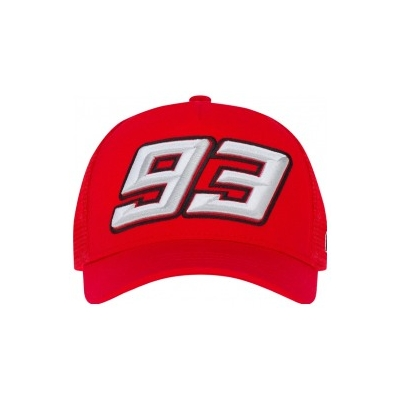 GP APPAREL kšiltovka MM93 red