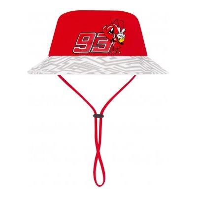 GP APPAREL klobouk MM93 ANT dětský red/white