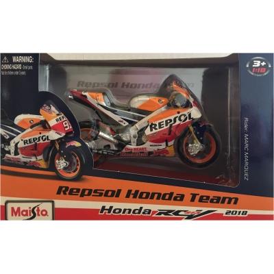MAISTO model motorky HONDA RC213V MM93 2018