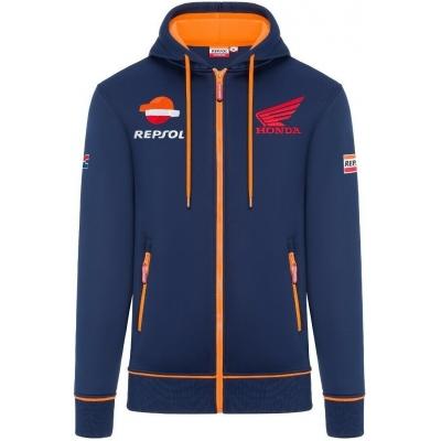 GP APPAREL bunda REPSOL HONDA Neoprene blue / white / orange